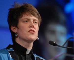 Rev. Rebecca Voelkel