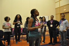 FIERCE at Creating Change 2012