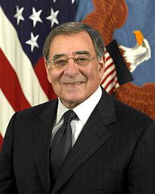 Defense Secretary Leon Panetta.