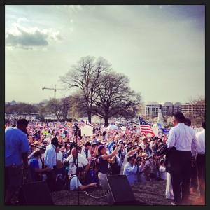 April 10 Rally