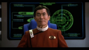 George Captain Sulu