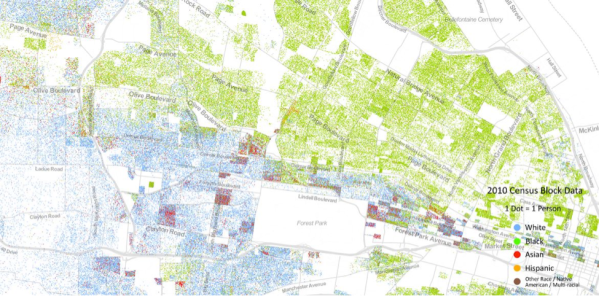 St. Louis 2010 Census