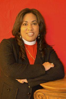 Bishop Allyson Nelson Abrams.